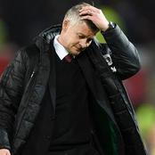 Bad news for Man Utd ahead of their match with Man city.