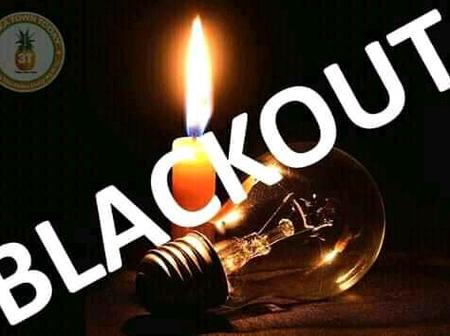 Power Interruption In These Parts Of The Country, Check Out If You Will Be Affected