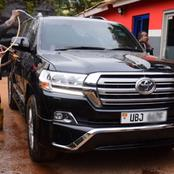 A Bullet Proof Car Sold to Bobi Wine by a Kenyan Man