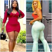 4 Beautiful Celebrities Who Have More Killer Curves Than Destiny Etiko But No One Has Noticed It
