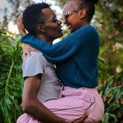 Baha Machachari And Girlfriend Wows Kenyans With This Photo