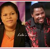 I was Amazed When I Found Out That Tb Joshua Wife Is Not A Yoruba Woman, See Her State Of Origin.