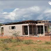 Limpopo man post his house people are not happy with the roofing