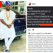 Check Out What Was Posted On The Page Of This Nigerian Actor After It Was Hacked By Fraudsters
