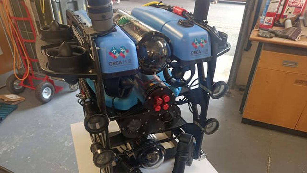 University team wins funding to develop robot technologies