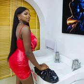 Check Out Beautiful Pictures of Wathoni in Red Outfits