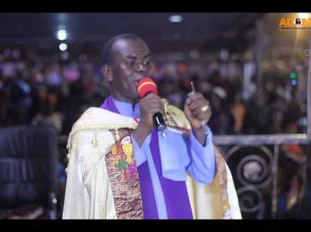 It Will Be Very Shameful That Mbaka Is Afraid Of Covid19, There Is Politics About The Disease-Mbaka