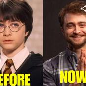 Remember The Children Actors In Harry Potter Movie? See Their Pictures