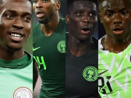 It's Match day: who will Gernot Rohr start upfront for Nigeria?