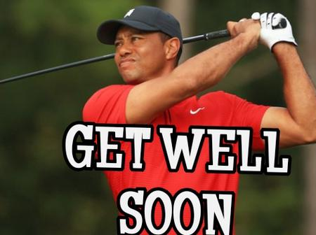 Tiger woods had a rod inserted in his thigh bone after a serious car accident yesterday(Details)