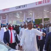 Maiduguri Fuel Scarcity: Zulum Asks Govt Station To Deliver 45,000 Litres Daily