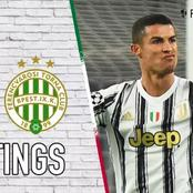 Clinical Cristiano Ronaldo cannot stop scoring for Juventus