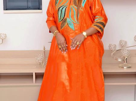20 Majesty Bazin Boubou styles your can sew and look fabulous