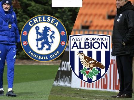Chelsea vs West Brom: Team News, Injury Update And Possible Line Up