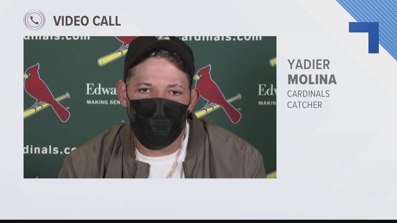 Report: Yadier Molina has interest from 6 teams including Yankees, Mets