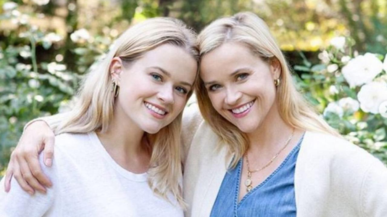 Reese Witherspoon's 'terrifying' pregnancy