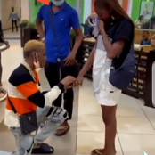 Mixed Reactions As Man Says He Proposed To The Love Of His Life And She Said Yes