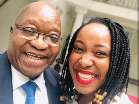 Meet Jacob Zuma's daughter who is a well-known actress