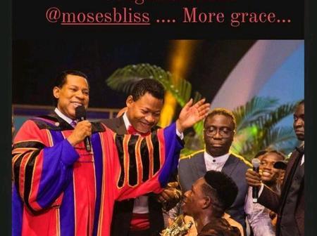 Meet The Musician Who Pastor Chris Oyakhilome Gave #38,101,500(NGN)