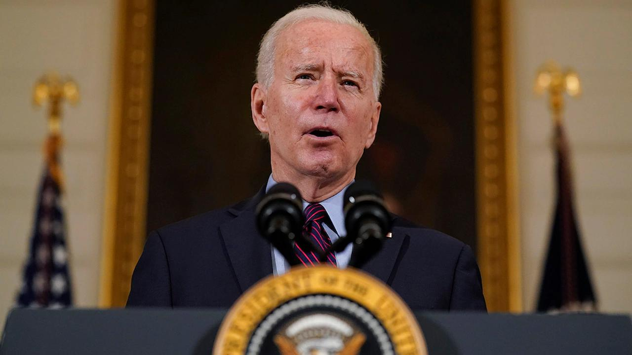 Red states abandon mask mandates, Biden says: 'Now is not the time to let up'