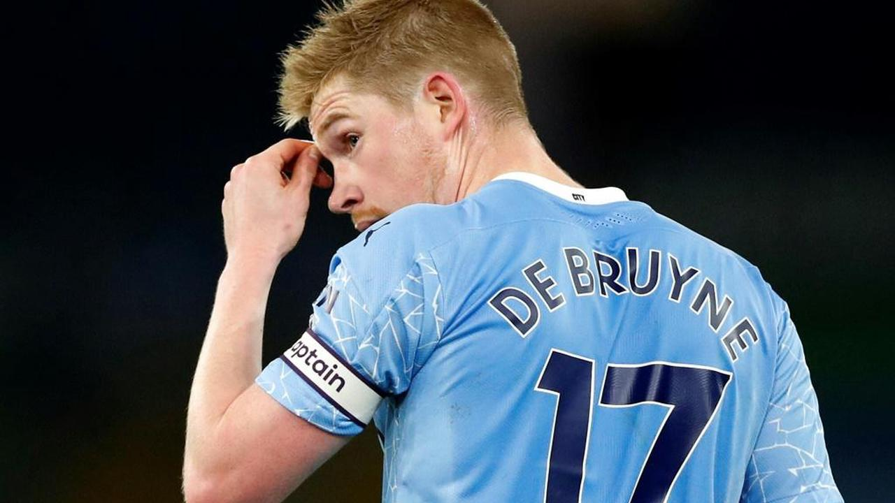 'We Are Not Machines' Wasteful Man City Slip Up Again