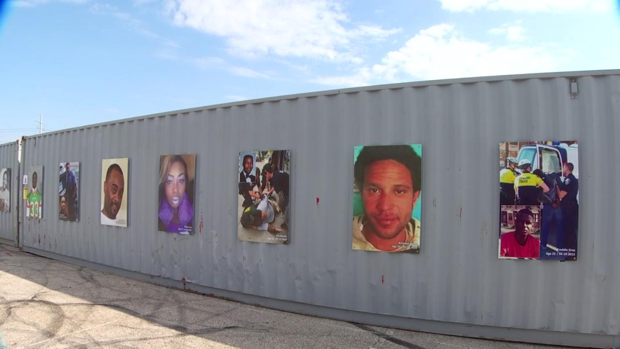Dallas Church Hosts Exhibit Highlighting Victims of Racial Injustice