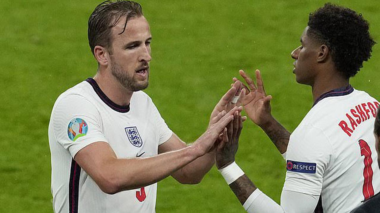 MARTIN KEOWN: A tale of two strikers awaits at Wembley as Harry Kane looks to get off the mark at Euro 2020 while Patrik Schick is the tournament's top scorer... but the Tottenham talisman needs more service if he is to start thriving