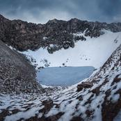 Lake Full of Human Bones Discovered up a Snowy Mountain (Photos)
