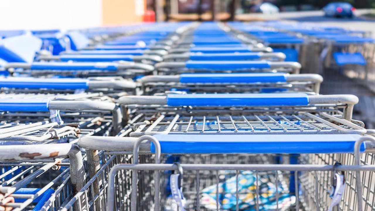 COVID Surges in NJ; Walmart Limits Customers in Store
