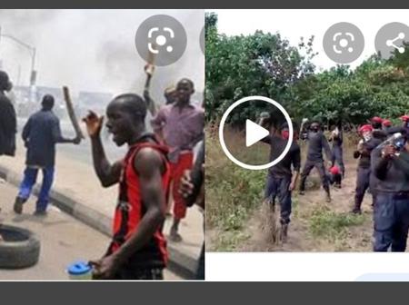 Today's Headlines:8 Persons Killed As ESN Clash With Fulani Herdsmen In Enugu, Buhari Meets Osibanjo