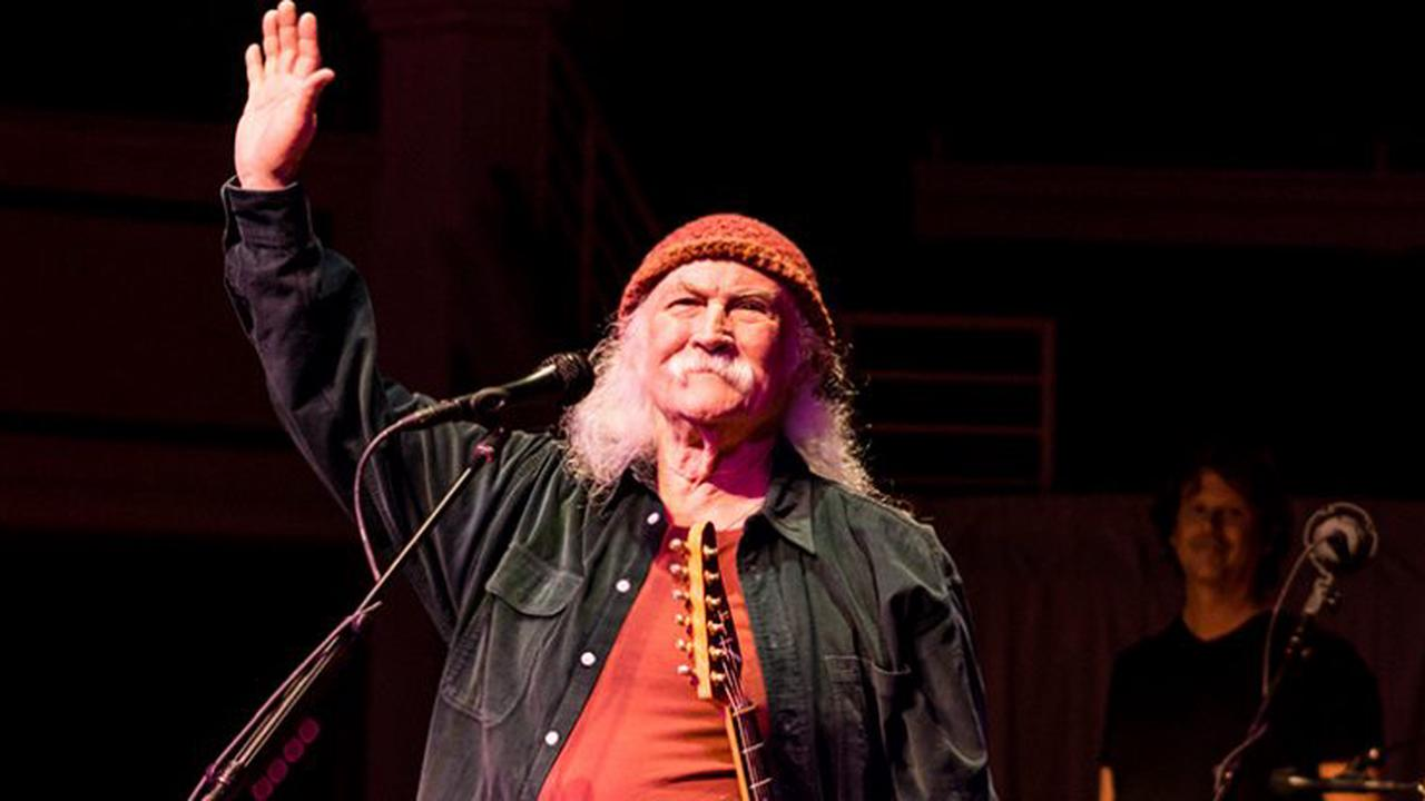 David Crosby Plans To Sell His Catalog As Well