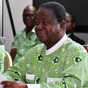 75 ans du PDCI / Bédié souhaite un retour de Gbagbo et Blé dans «les meilleurs délais»