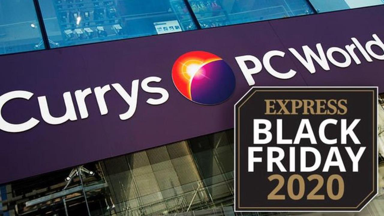 Currys Black Friday 2020 deals start early – here's some of today's biggest bargains