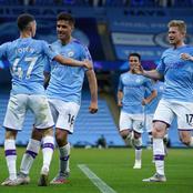 Premier League: l'incroyable remontée de Manchester City à la première place du classement