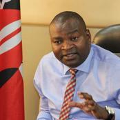 Rashid Echesa Declared An Armed And Dangerous Criminal