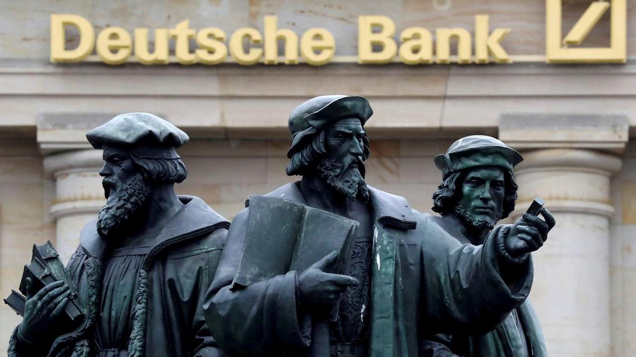 Tired of Trump, Deutsche Bank games ways to sever ties with the president, sources say