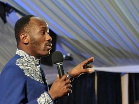 Apostle Suleman Has Given The Reason Why Him And His Family Will Not Take Covid-19 Vaccine (Video)