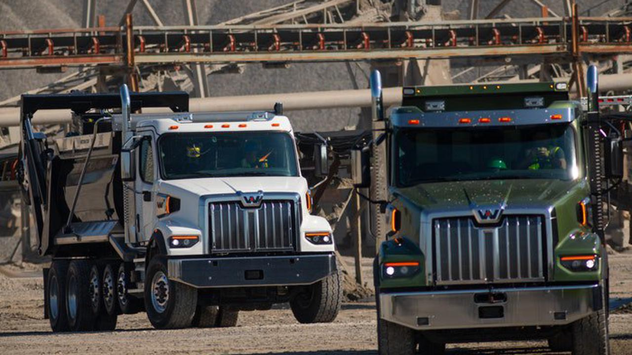 Trucking Gets Even More Chrome Thanks to All-New Western Star 49X