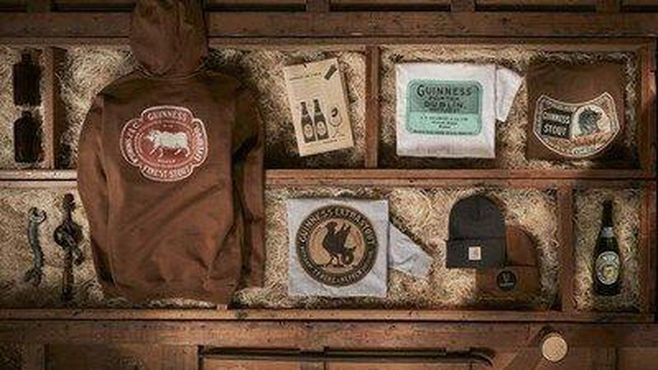 Guinness and Carhartt to Release New Collection This Fall