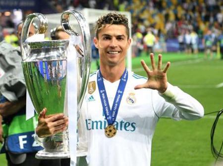 Trois (3) records jamais égalés de Cristiano Ronaldo