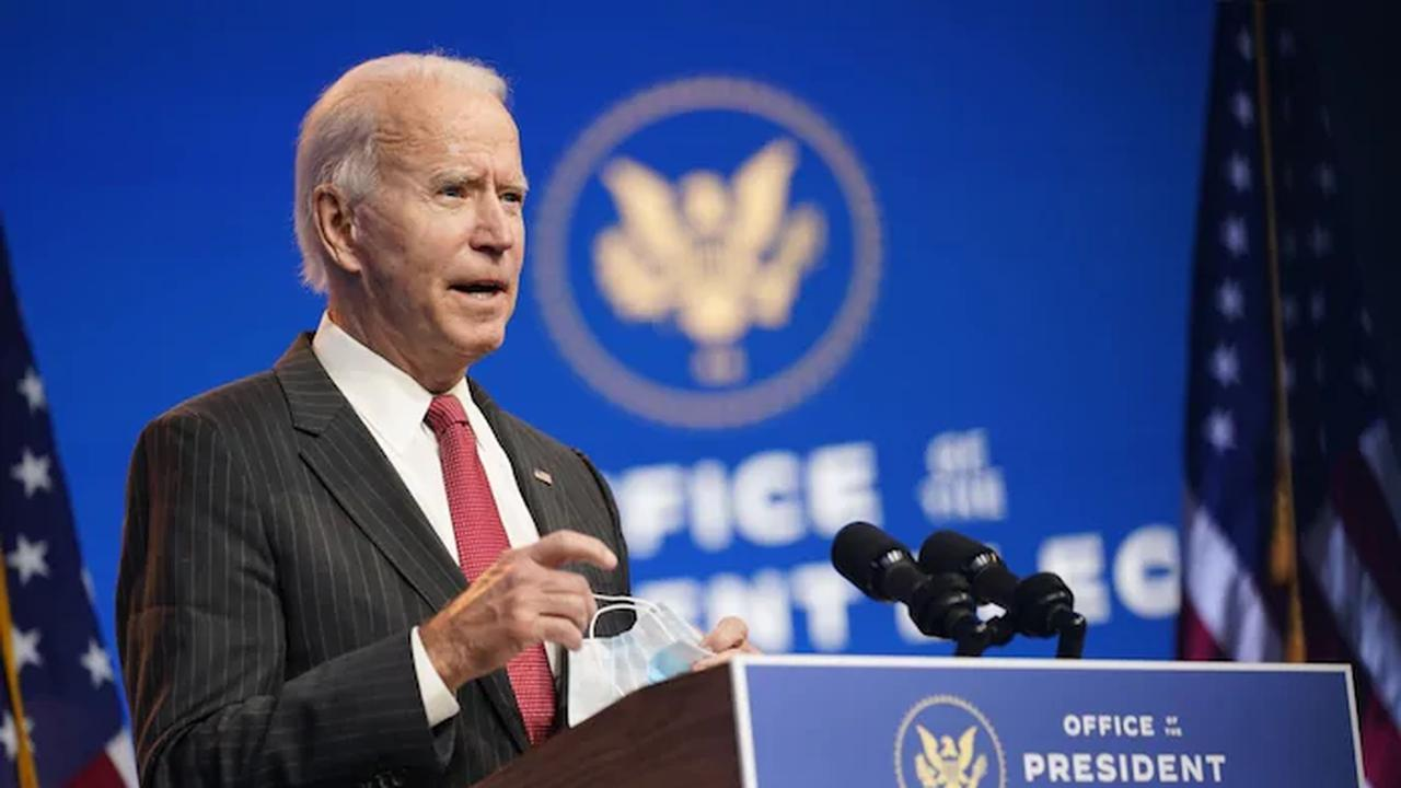 Biden to begin receiving President's Daily Brief as transition is formally underway