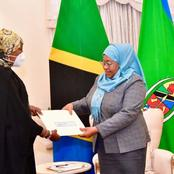 President Samia Results To peaceful Ways to Strengthen Diplomatic Relations With Kenya