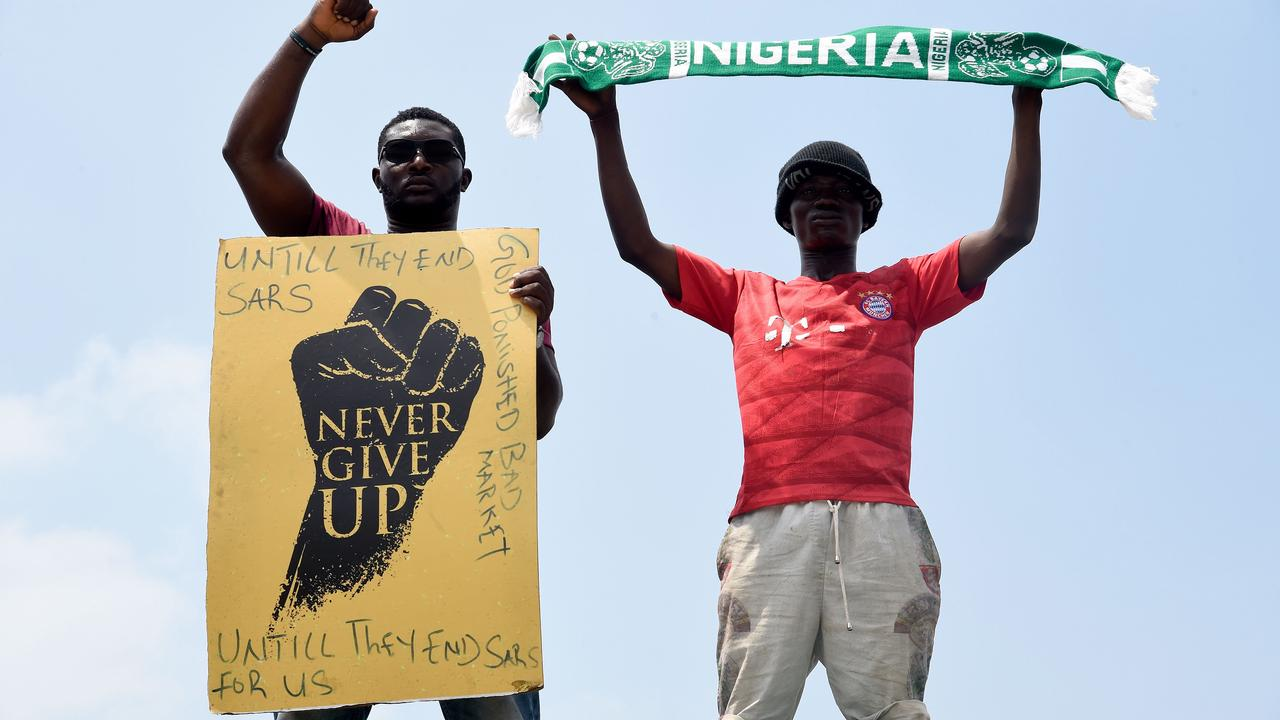 Our Lives Matter, Nigerian Protesters Say Over Police Killings