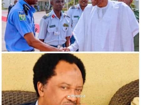After Buhari Appoints A New IGP, See The Message Senator Shehu Sanni Sent To Ex-IGP Adamu