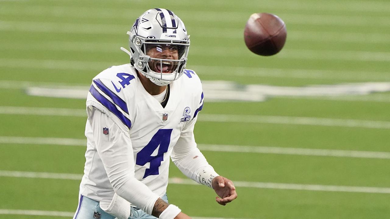 Cowboys' Andy Dalton: Working through concussion protocol