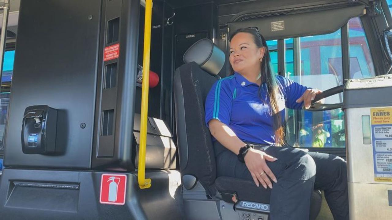 Bus Driver Praised for Quick Actions During Brush Fire