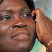 Commémoration du 11 avril 2021, Simone Gbagbo :