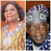 Kofo Bucknor, the woman who resigned as Tinubu's deputy governor, see her reason
