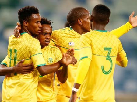 Ghana challenge issued to Bafana