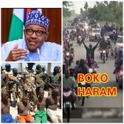 Today's Headlines: Boko Haram Kills 3 Soldiers In Borno, Residents Flee Over Fulani Herdsmen's Attack